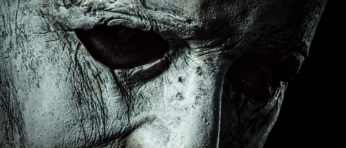 michael myers returns in atmospheric new halloween poster