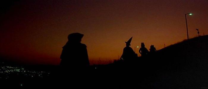 Halloween III sunset