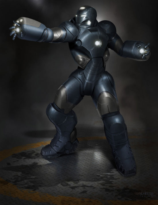 Hammerhead IM3 concept