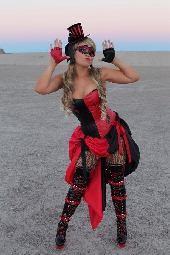 Harley Quinn Burlesque
