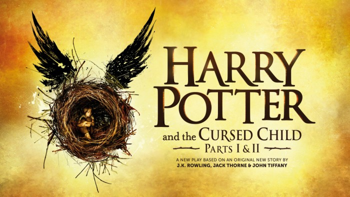 Harry Potter and the Cursed Child artwork