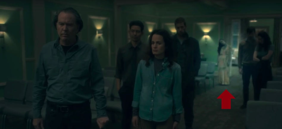 Haunting Of Hill House Hidden Ghosts Busted In New Video Film