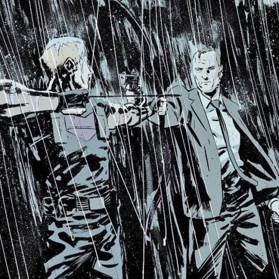 Hawkeye Agents of SHIELD