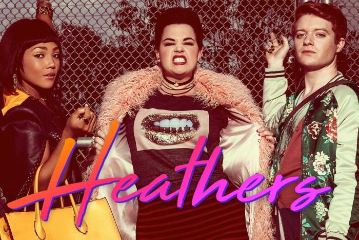 Heathers tv reboot