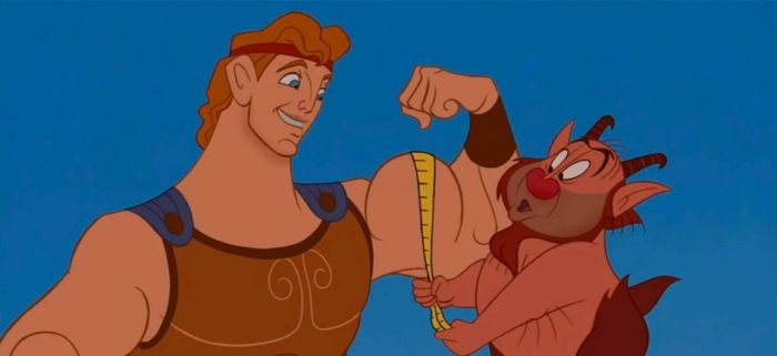 Hercules live-action remake