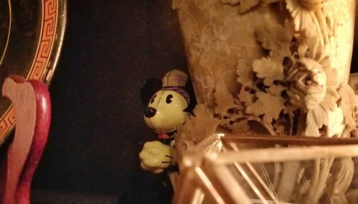 Hiddie Minnie mission breakout