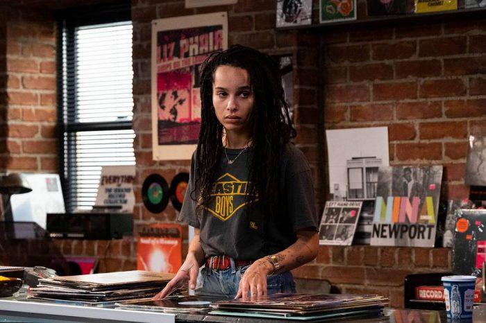 High Fidelity Zoe Kravitz 2