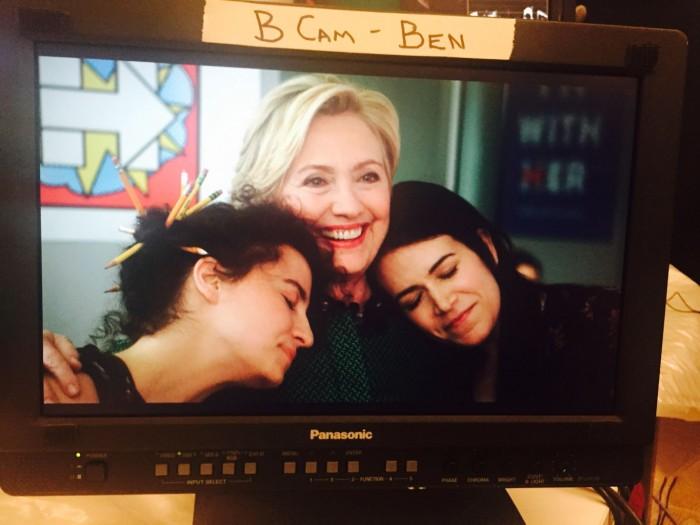 Hillary Clinton Broad City (2)
