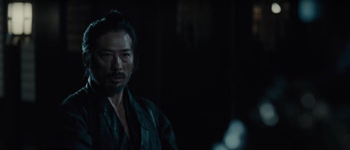 Hiroyuki Sanada westworld