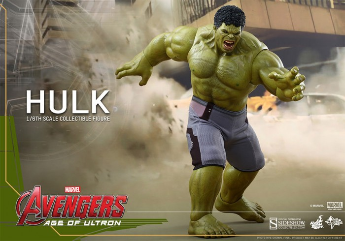 Hot Toys Avengers Hulk 1