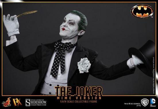 Hot Toys Mime Joker