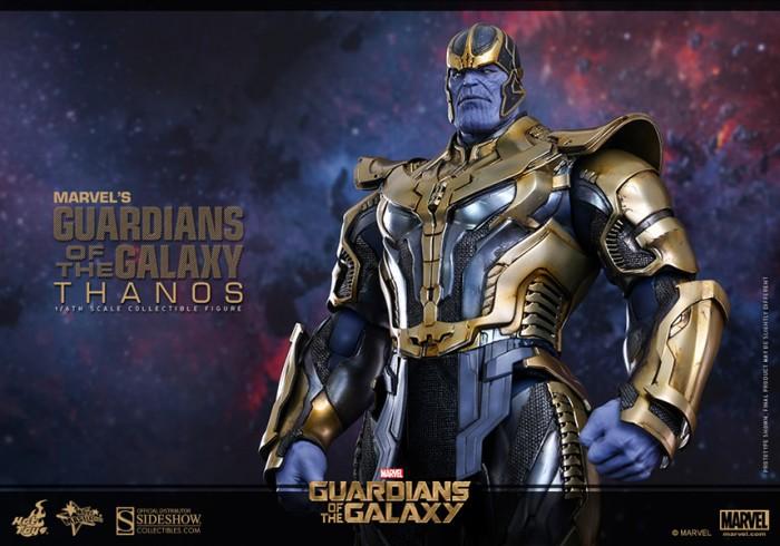 Hot Toys Thanos detail