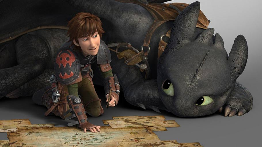 There wont be a how to train your dragon 4 says director film how to train your dragon 2 11 ccuart Image collections