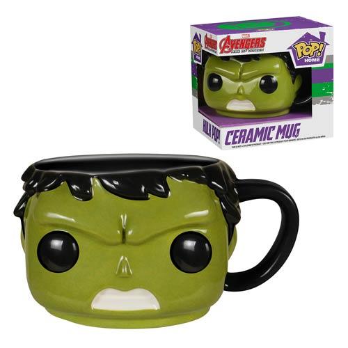 Hulk Pop Mug