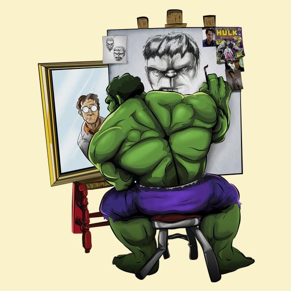 Hulk shirt