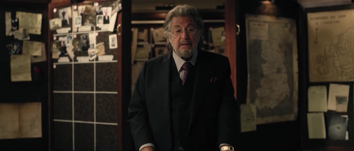 'Hunters' Trailer: Nazi Hunter Al Pacino Wants You To Choose Between Light and Darkness