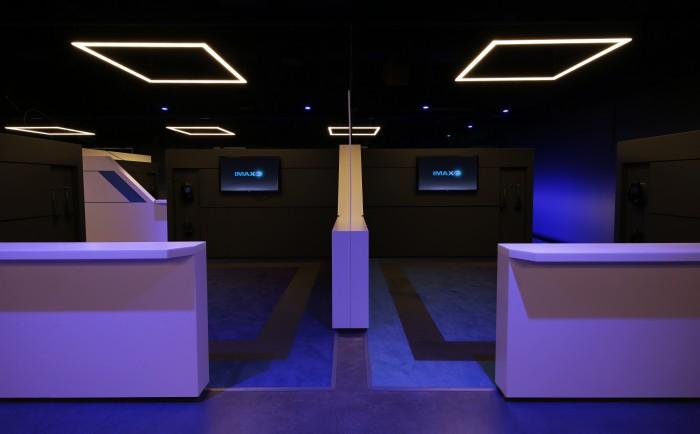 IMAX VR Centre - Pods