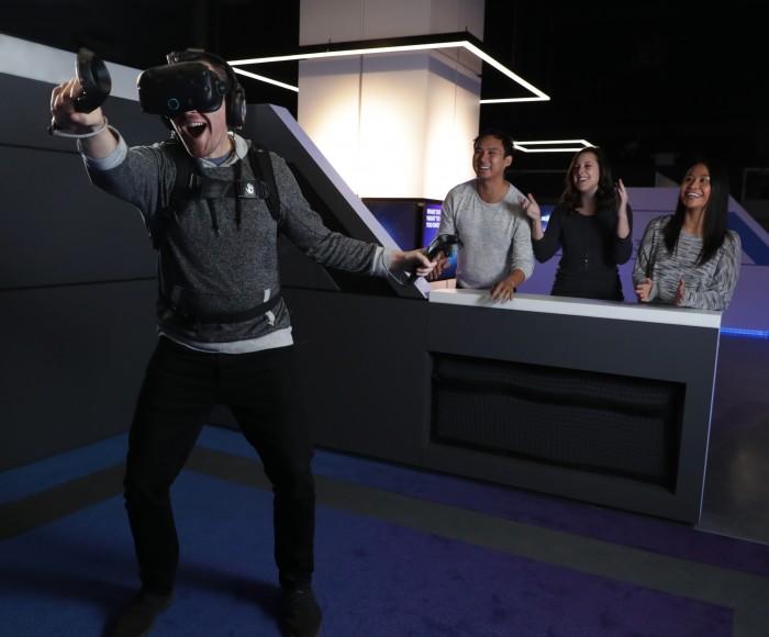 IMAX VR Centre - Star Wars Trials On Tatooine