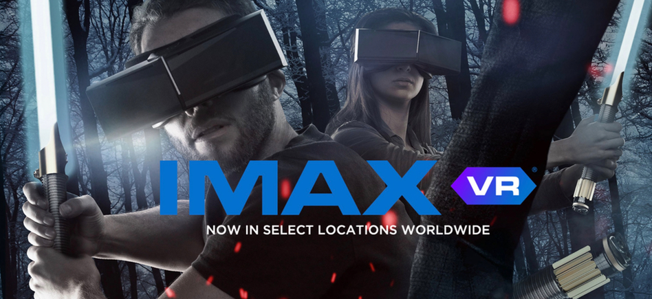 Imax Vr Is Dead Only Two Years After Being Launched Film