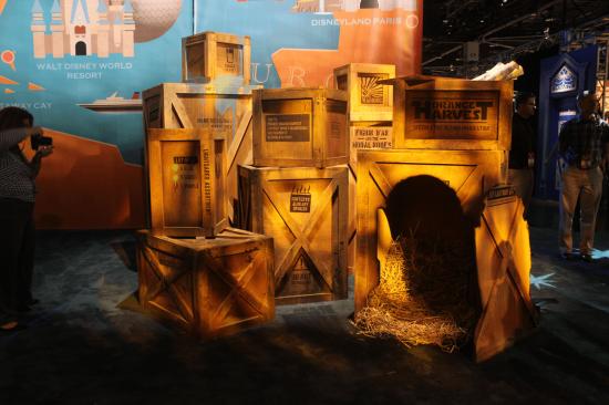 Star Wars tease at D23 Expo