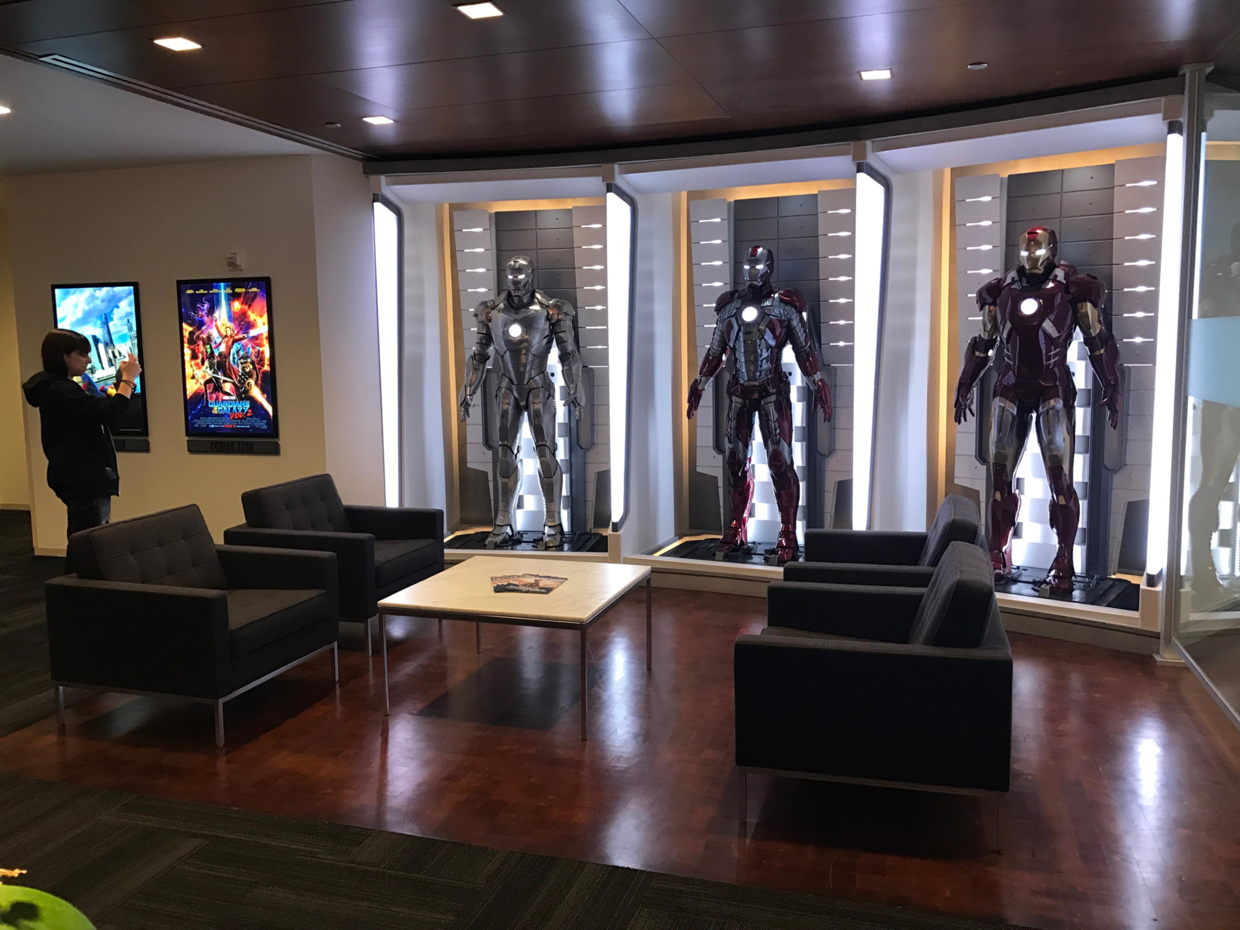 Marvel Studios Tour Manhattan Beach