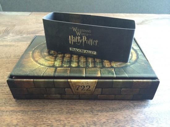 Harry Potter expansion invite