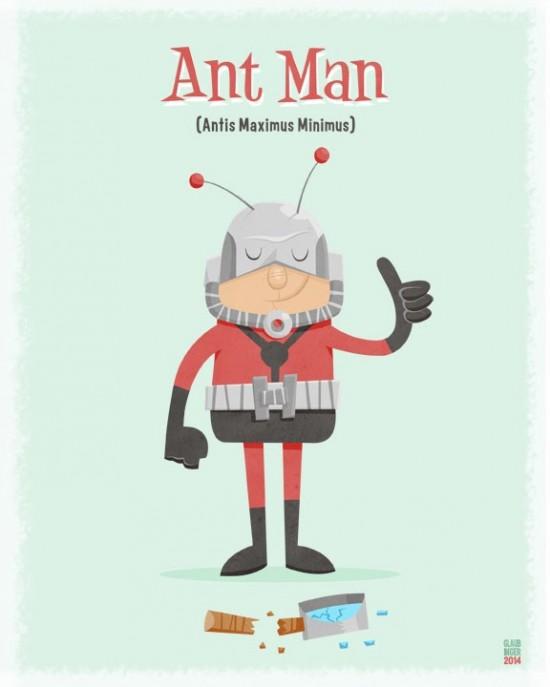 Ian Glaubinger - Ant-Man
