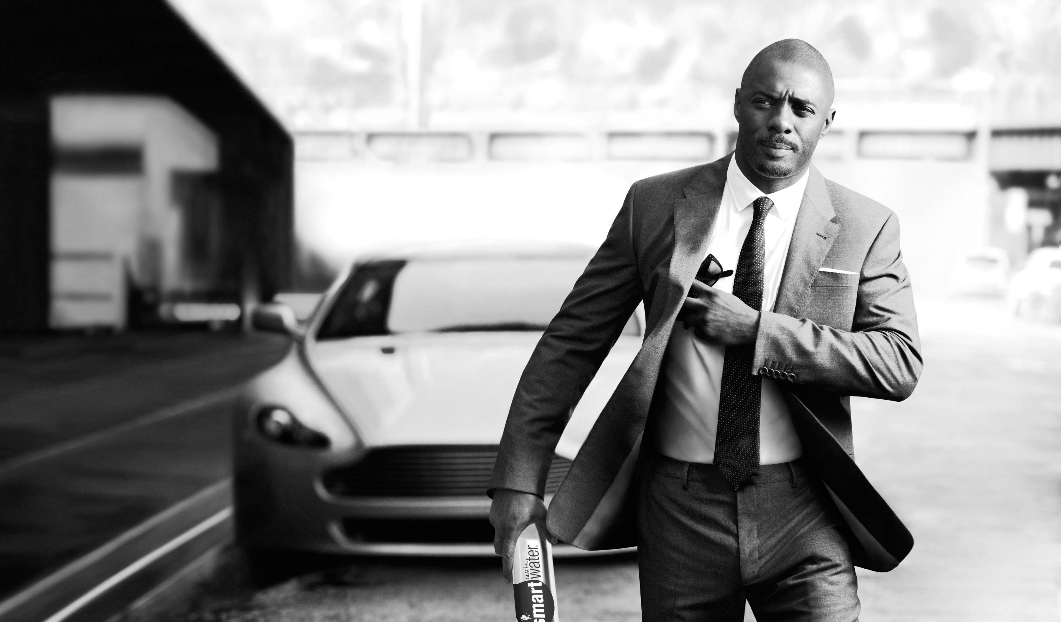 Is Hollywood Actor Idris Elba To Be Seen As James Bond?