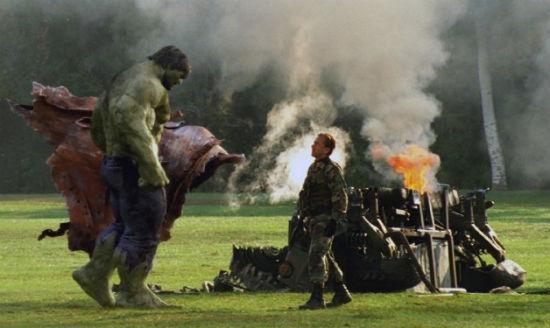 Incredible Hulk 2008