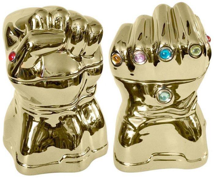 Infinity Gauntlet Cookie Jar