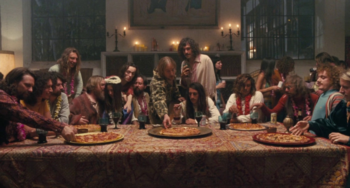 Inherent Vice The Last Supper