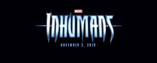 Inhumans Logo Official