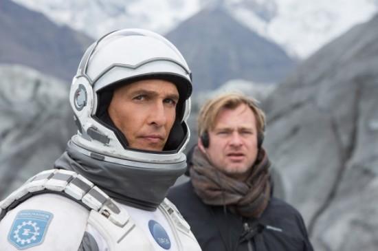 Interstellar McConaughey Nolan