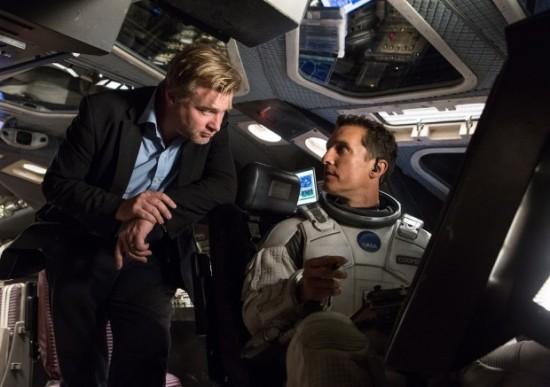 Interstellar Nolan cockpit