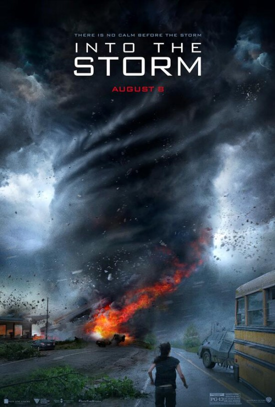 Into the Storm poster