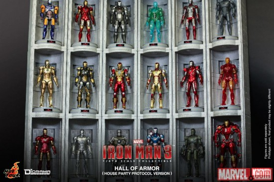 Iron Man 3 Hall