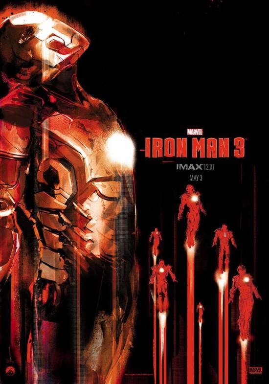 Iron Man 3 Jock IMAX