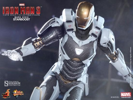 Iron Man 3 Starboost