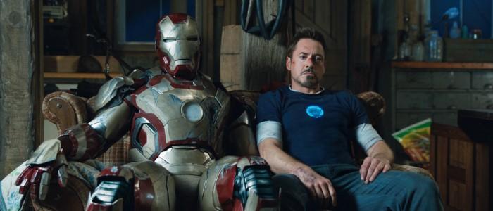 Robert Downey Jr Leaves Iron Man