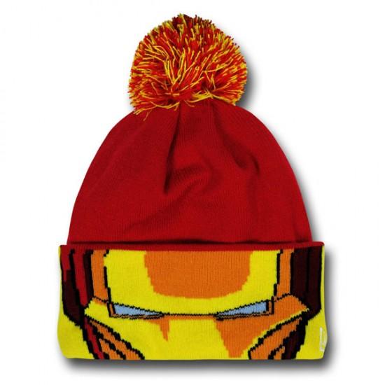 Iron Man Beanie