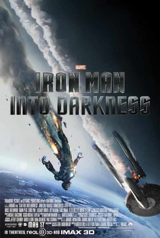 Iron Man Into Darkness