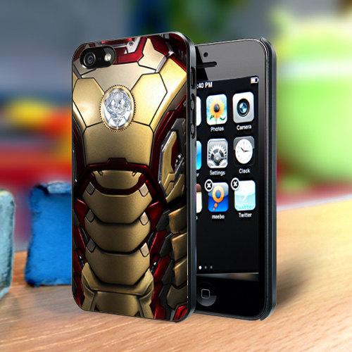 Iron-Man-Mark-XLVII-iPhone-Case
