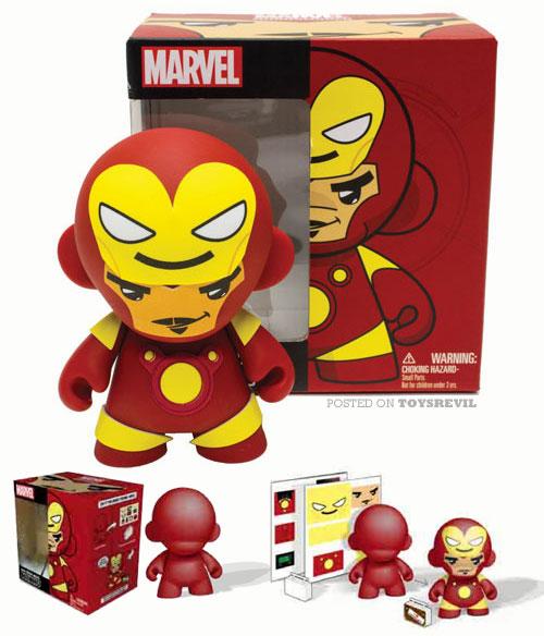 Iron Man Munny