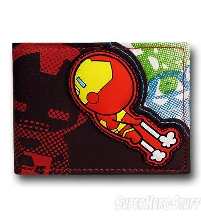 Iron Man Wallet