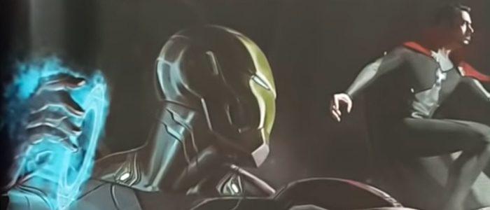 Iron Strange concept art 1