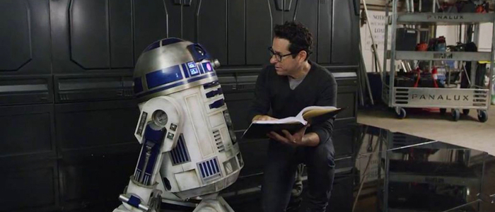 Image result for jj abrams star wars