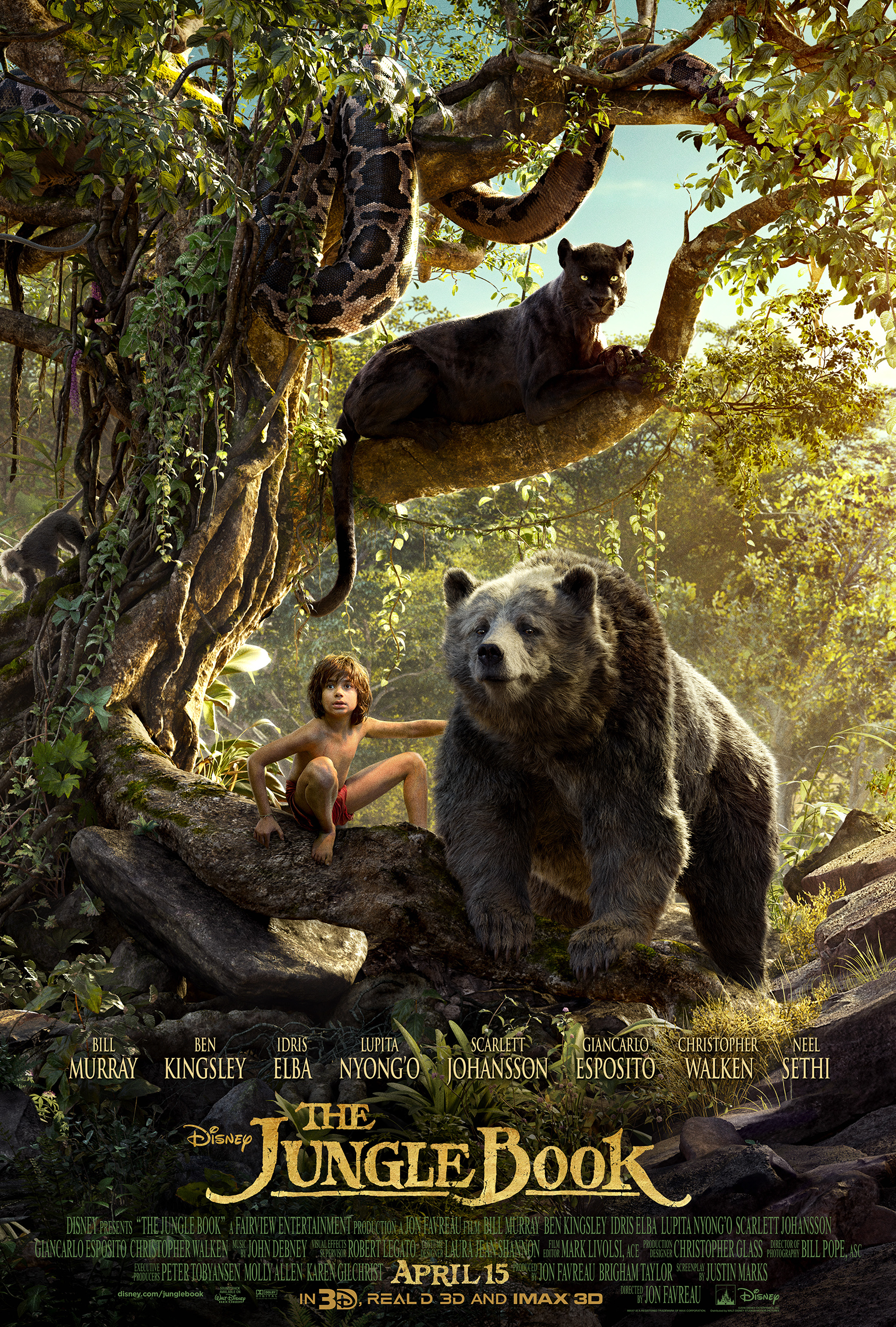 We Celebrate The Jungle Book As Rudyard Kipling Turns 150 images