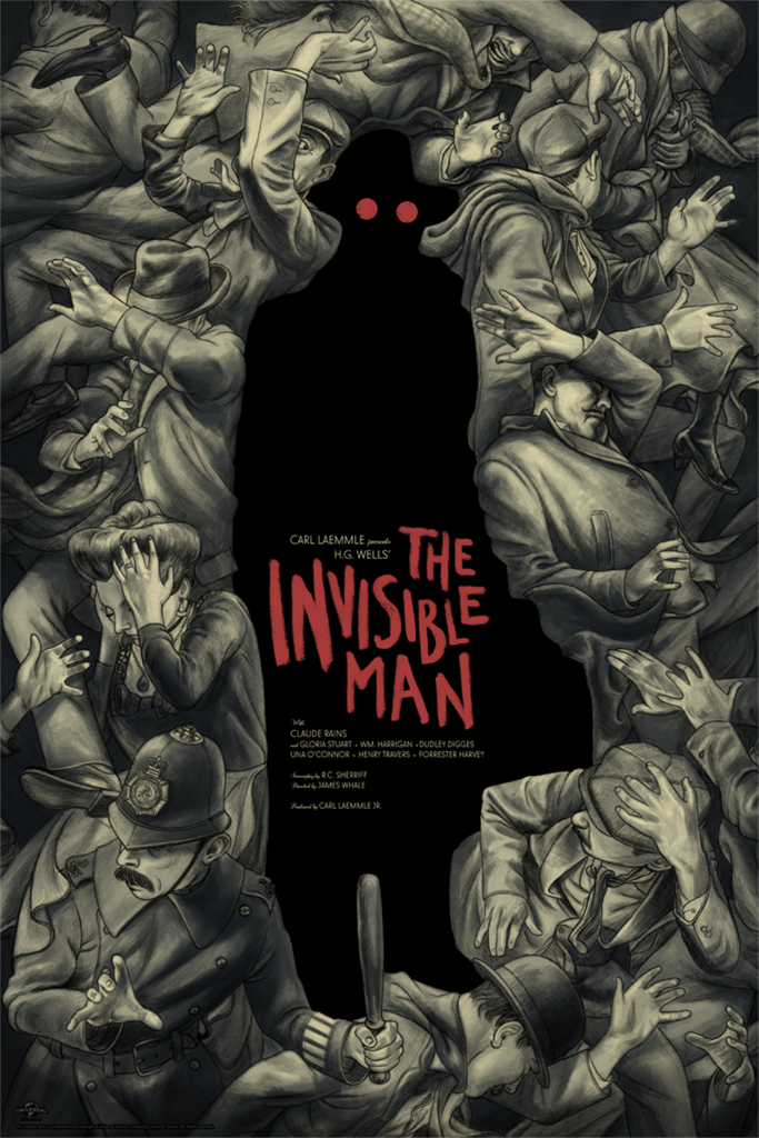 Invisible Man mondo