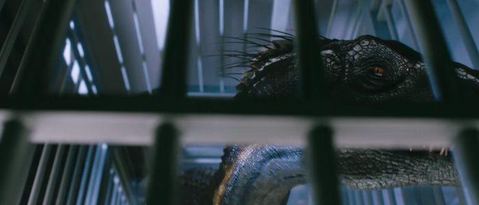 Jurassic World Fallen Kingdom Trailer Breakdown It Was