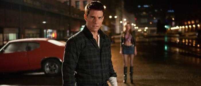 Tom Cruise in Jack Reacher